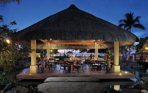 restaurant Hôtel Hilton Mauritius Resort & Spa