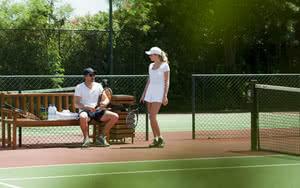 tennis Hotel Sands Suites Resort & Spa