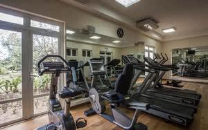salle de sport Hotel Sands Suites Resort & Spa