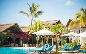 piscine Veranda Palmar Beach Hôtel