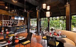 restaurant Heritage Le Telfair Golf & Wellness Resort