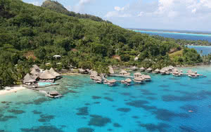 Hôtel Sofitel Bora Bora Marara Beach Resort