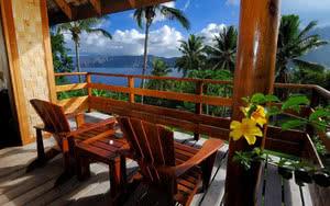 Hôtel Hiva Oa Hanakee Lodge