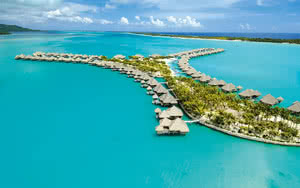 Hôtel The Saint Regis Bora Bora Resort