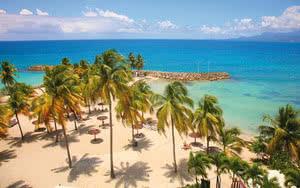 plage Hôtel Karibéa Le Salako