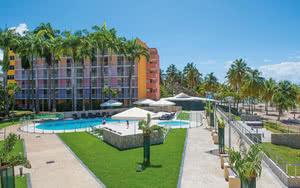 exterieur Hôtel Karibéa Le Salako