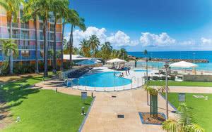COMBINÉ 2 ILES : GUADELOUPE + MARTINIQUE : Hôtels Karibéa Le Salako + Karibéa Amyris 14 nuits