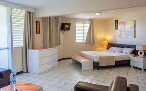 chambre suite Hôtel Canella Beach