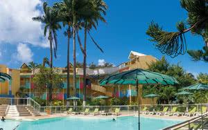 piscine Hôtel Canella Beach
