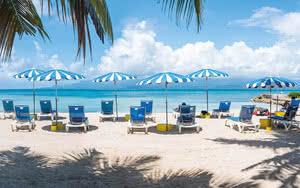 plage hôtel canella beach