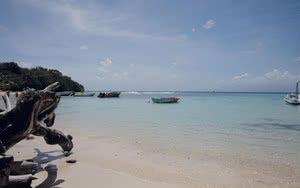 plage guadeloupe caraibes