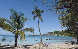 plage guadeloupe petit havre