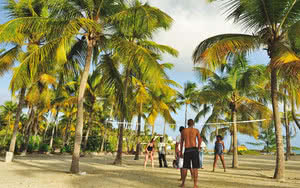 volley Hôtel Karibéa Le Clipper