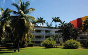 exterieur Hôtel Karibéa Le Clipper