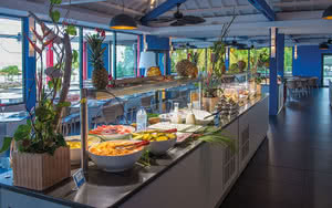 restaurant Hôtel Karibéa Le Clipper