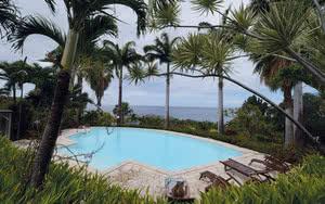 piscine au ti sucrier hotel