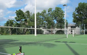 court tennis hotel martinique