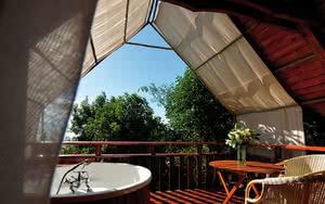 Hôtel Lodge Roche Tamarin & Spa