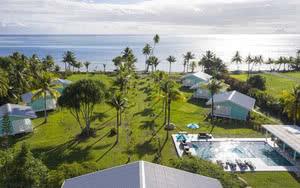 Hôtel Raiatea Lodge