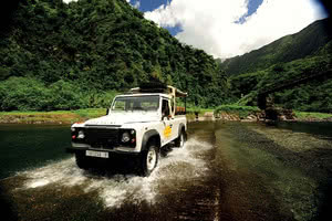 Excursion à Bora Bora : Safari 4x4 à L'interieur De L'ile