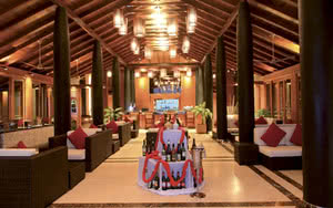 bar hotel paradise island resort & spa