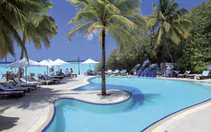 piscine hotel paradise island resort & spa