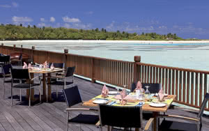 restaurant hotel maldives
