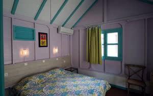 bungalow l'anse bleue