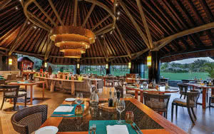 restaurant Hôtel Anahita The Resort
