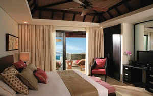 chambre Hôtel Anahita The Resort