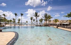 piscine Hôtel Anahita The Resort