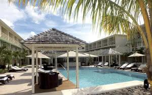 piscine blu hotel sainte lucie