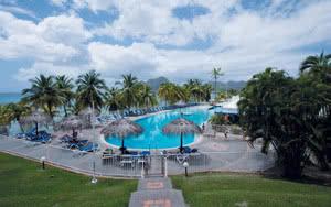 piscine vue mer residence marine hotel
