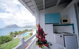 balcon vue mer marine hotel