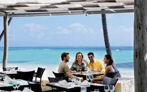 restaurant hotel barcelo bavaro beach