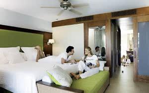 suite family de l'hotel