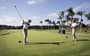 golf republique dominicaine