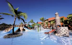 jeux piscine barcelo bavaro palace