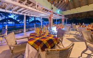 restaurant mexicain be live canoa hotel