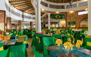 restaurant bresilien be live collection canoa hotel