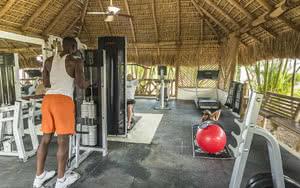 salle de sport republique dominicaine hotel