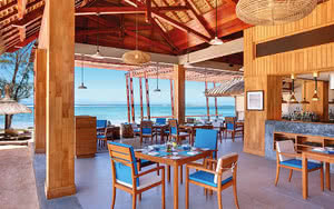 bar Hôtel Outrigger Mauritius Beach Resort