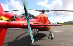 Survol en Hélicoptère à Saint Martin : Discovery