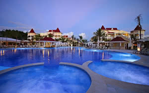 piscine hotel luxury bahia principe bouganville
