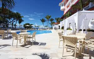 bar pool hotel luxury bahia principe samana