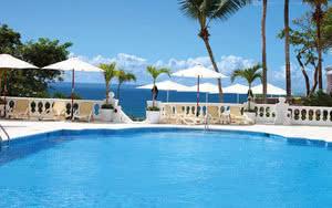 piscine hotel luxury bahia principe samana