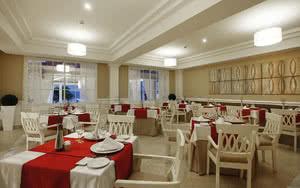 restaurant italien hotel republique dominicaine