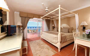 chambre superieure vue mer hotel republiqe dominicaine