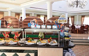 buffet hotel grand bahia principe turquesa