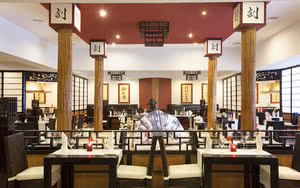restaurant asian grand bahia principe bavaro